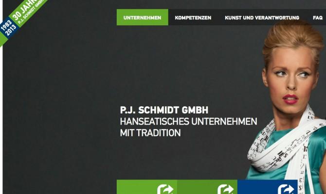 30 Jahre P.J. Schmidt GmbH