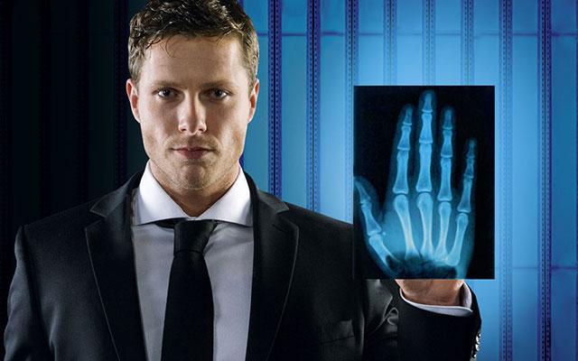 Jetzt Röntgenbilder entsorgen, die vor 2011 erstellt wurden.